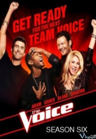 The Voice Phần 6 - The Voice Season 6 (2014)