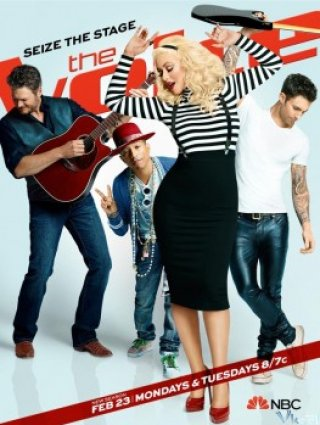 The Voice Phần 8 - The Voice Season 8 (2015)