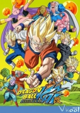 Phim Dragon Ball Kai - Dragon Ball Kai (2014)