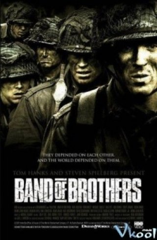 Biệt Kích Dù - Band Of Brothers (2001)