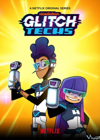 Miko Và High Five Phần 2 - Glitch Techs Season 2 (2020)