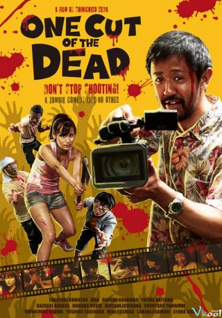 Quay Trối Chết - One Cut Of The Dead (2017)