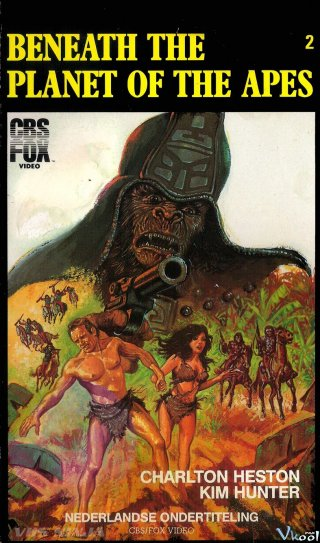 Hành Tinh Khỉ 2 - Beneath The Planet Of The Apes (1970)