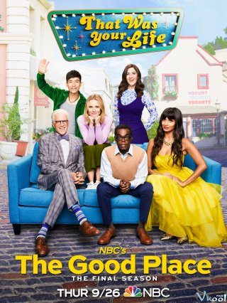 Chốn Yên Bình 4 - The Good Place Season 4 (2019)