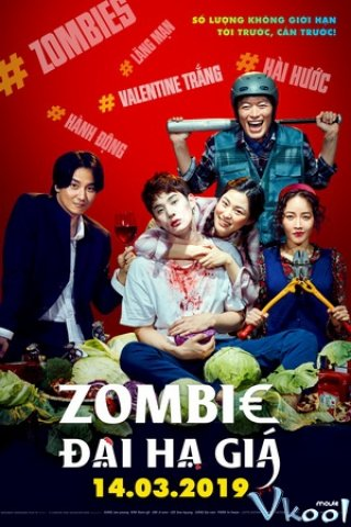 Zombie Đại Hạ Giá - The Odd Family: Zombie On Sale (2019)