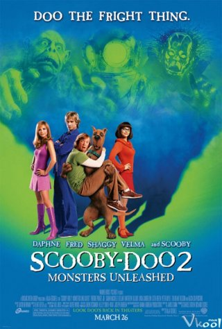 Phim Scooby-doo 2: Quái Vật Sổng Chuồng - Scooby-doo 2: Monsters Unleashed (2004)