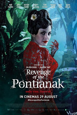 Pontianak Báo Thù - Revenge Of The Pontianak (2019)