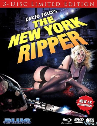 Tên Sát Nhân New York - The New York Ripper (1982)