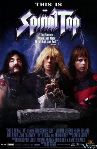 Ban Nhạc Spinal Tap - This Is Spinal Tap (1984)