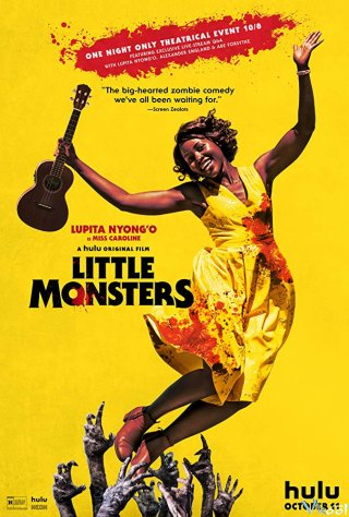 Những Con Quỷ Nhỏ - Little Monsters (2019)