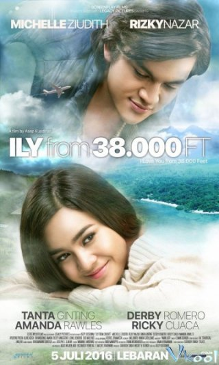 Yêu Anh Từ 38000 Ft - I Love You From 38.000 Feet (2016)