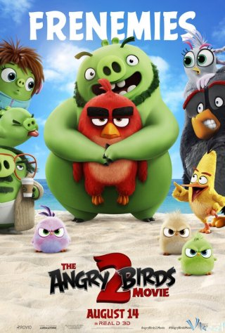 Phim Những Chú Chim Nổi Giận 2 - The Angry Birds Movie 2 (2019)