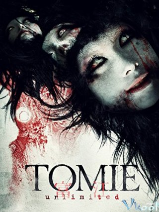Hồn Ma Nữ Sinh Tomie 8: Không Giới Hạn - Tomie: Unlimited (2011)