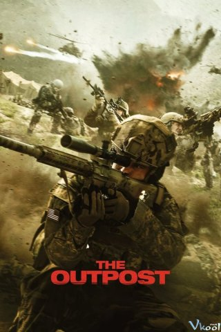 Phim Tiền Đồn - The Outpost (2020)