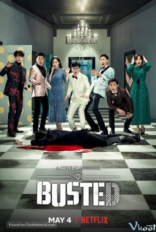 Lật Tẩy Phần 1 - Busted! I Know Who You Are! Season 1 (2018)