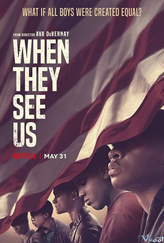 Trong Mắt Họ Phần 1 - When They See Us Season 1 (2019)