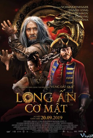 Long Ấn Cơ Mật - Journey To China: The Mystery Of Iron Mask (2019)