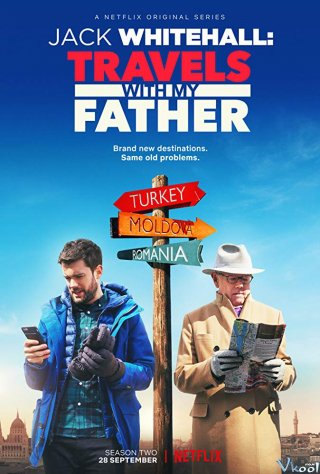 Phim Jack Whitehall: Du Lịch Cùng Cha (phần 3) - Jack Whitehall: Travels With My Father Season 3 (2019)