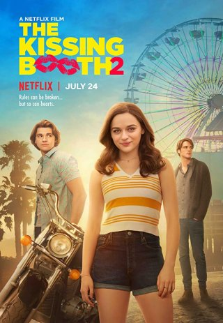 Phim Bốt Hôn 2 - The Kissing Booth 2 (2020)