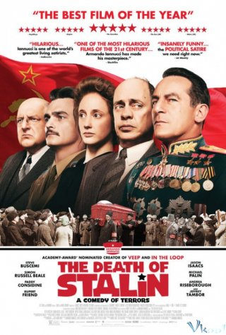Cái Chết Của Stalin - The Death Of Stalin (2017)