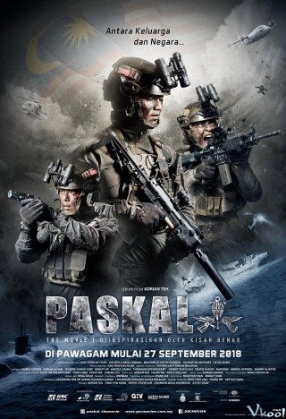 Giải Cứu - Paskal: The Movie (2018)