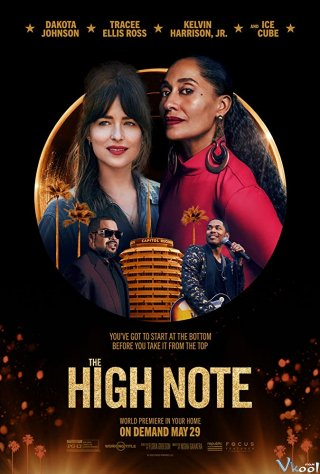 Đỉnh Cao Sự Nghiệp - The High Note (2020)