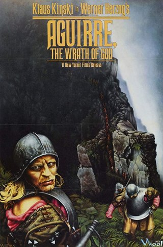 Sự Phẫn Nộ Của Thần Linh - Aguirre, The Wrath Of God (1972)